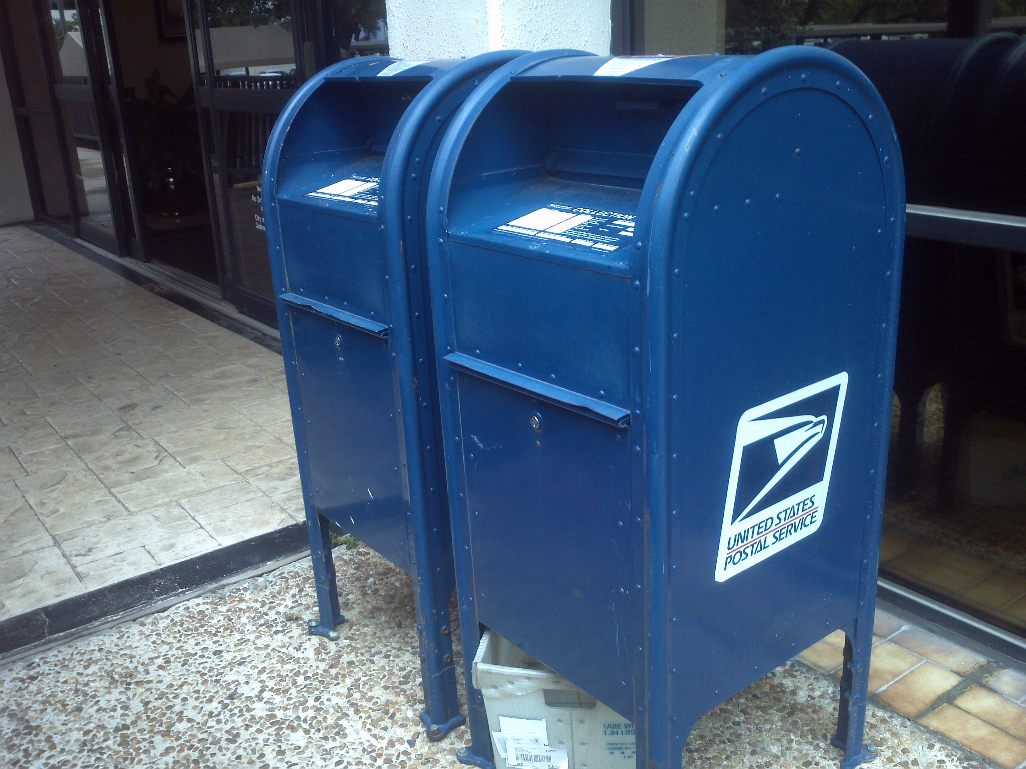 Us Postal Service Mailbox Us Free Engine Image For User