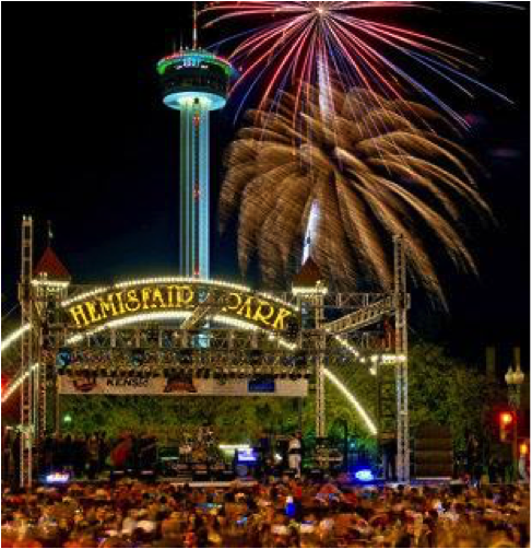 san antonio is ready to ring in the new year with a bang texas public radio