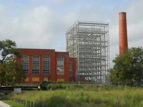 Mission Road Power Plant
