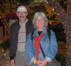 Sherry Heffner and Steve Sozanski