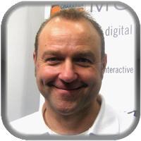 Mark Burke, Digital Partnerships Director of Charanga