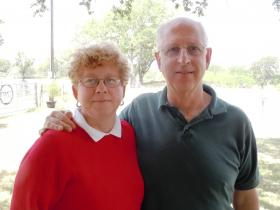 Denise and Jim Schneider