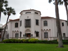 The McNay Art Museum.