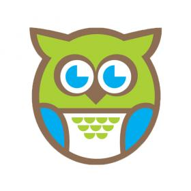 Using the Aurasma app on your smartphone, point the camera at Techolote the owl to gain access to augmented reality extras from Bibliotech.