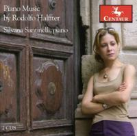 Piano Music by Rodolfo Halffter, recorded by Silvana Santinelli