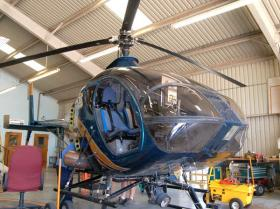 SAPD helicopter