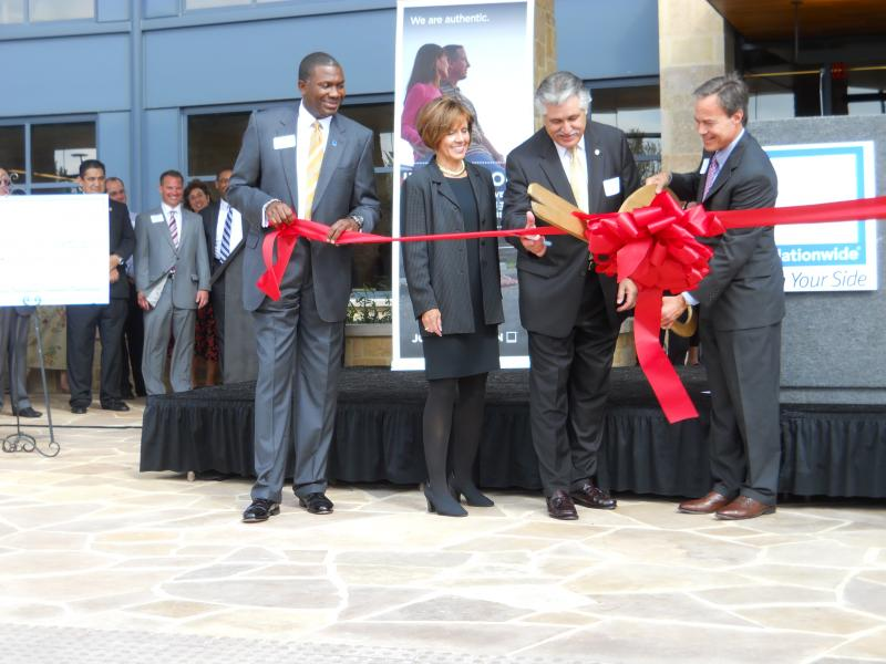 Nationwide Ribbon Cutting
