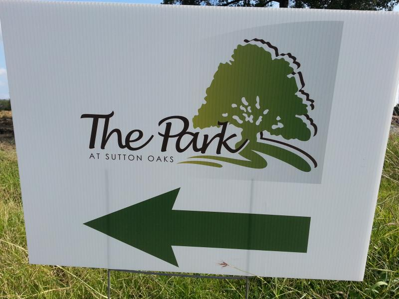 The Park at Sutton Oaks will open in the spring of 2013 and is an energy leader among multi-family, mixed income developments.