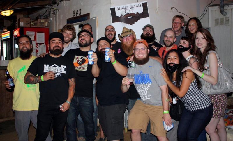 Alamo Beard Club