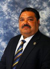 Rey Madrigal, Harlandale ISD Interim Superintendent