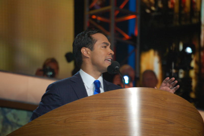 San Antonio Mayor Julián Castro