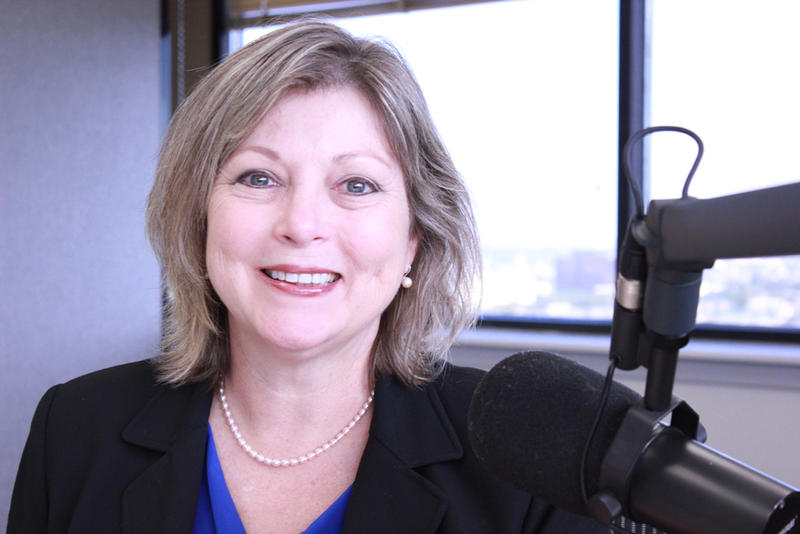 Eileen Pace, Morning Edition host