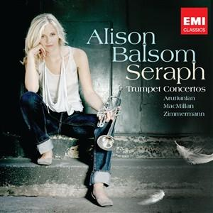 Latest from Alison Balsom, courtesy of EMI Classics.
