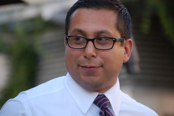 District 1 Councilman Diego Bernal has led the payday lending reform charge in San Antonio.