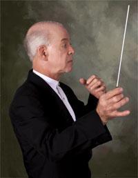 Conductor David Mairs.