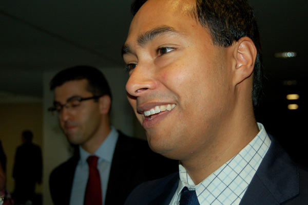 Joaquín Castro at DNC