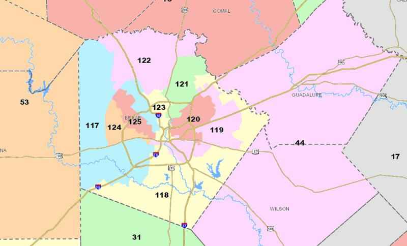 Texas House District 117
