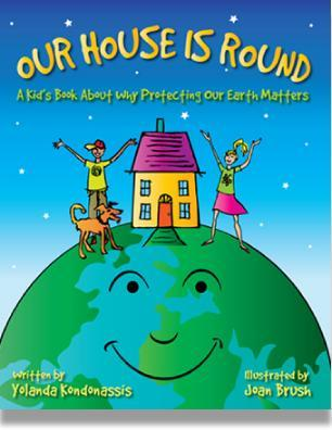Our House is Round, courtesy of the author