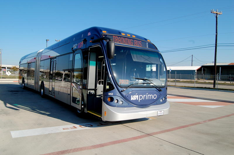 Vía's Bus Rapid Transit system, Prímo, will launch Dec. 17.