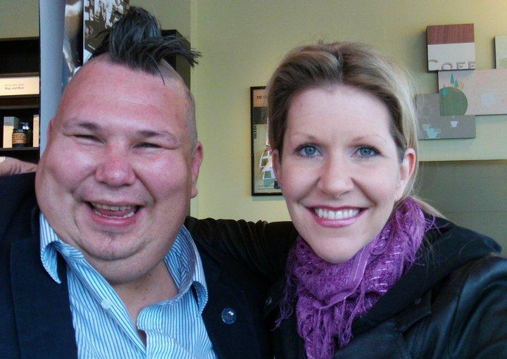 John Clare and Joyce DiDonato in Houston