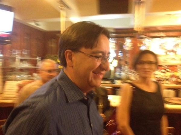 Election night was a blur for Congressman-elect Pete Gallego.