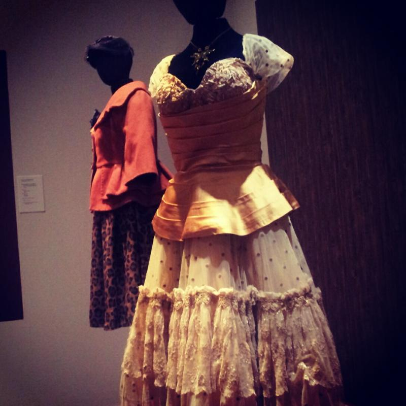 Myrna Colley-Lee's costume design at the McNay Art Museum