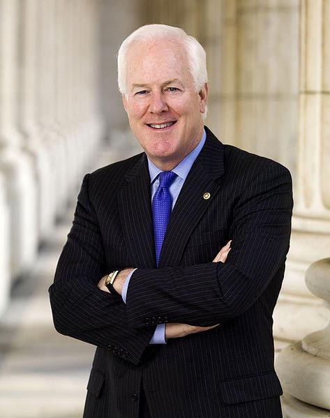 John Cornyn congressional portrait, 2009.