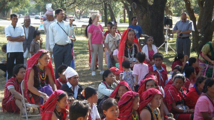 World Refugee Day 2011 in San Antonio.