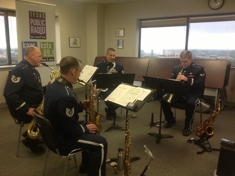 Horizon Sax Quartet at TPR