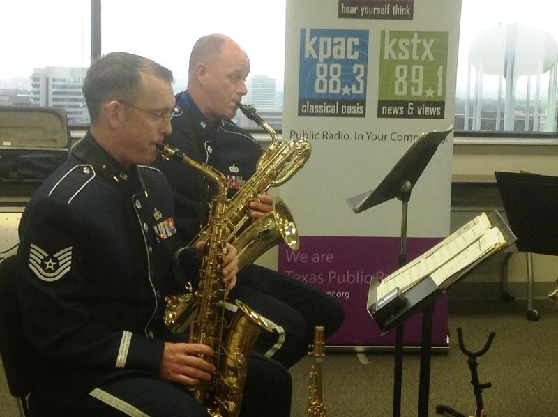 Horizon Sax Quartet members