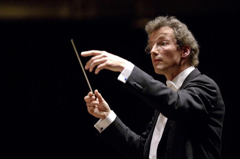 Conductor Franz Welser Most
