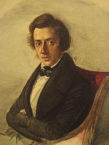 Frederic Chopin at 25