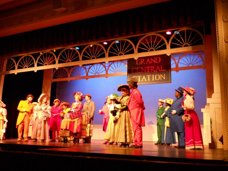 """Hello Dolly"" played The Playhouse this fall"
