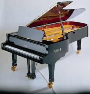 A Piano from the East - Petrov.