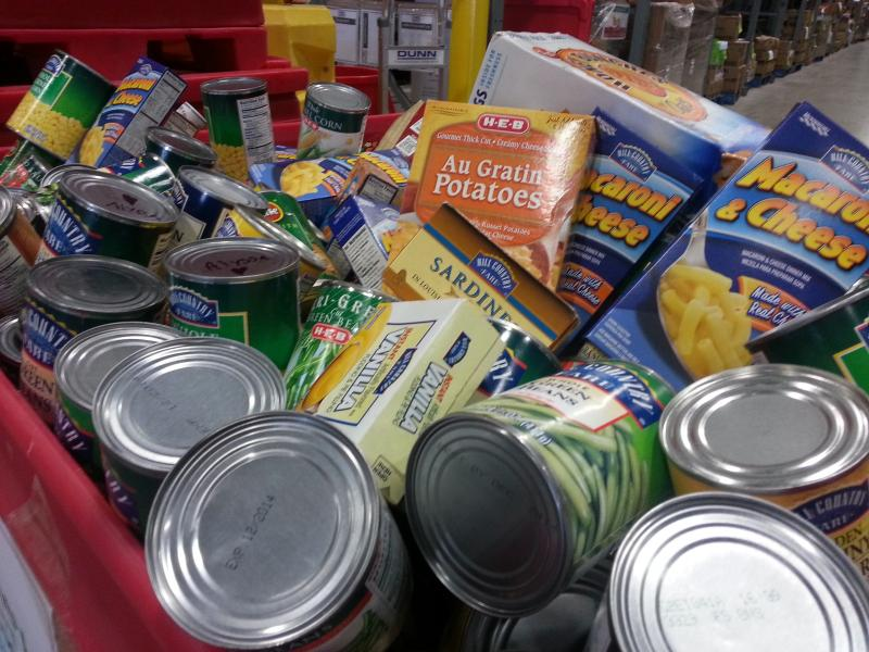 San Antonio Food Bank expansion should be complete by next summer
