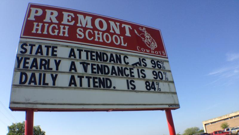 Premont ISD has struggled with attendance, academic performance and mismanaged finances for years, and are now under strict TEA monitoring to get the district back on track and keep the doors open.