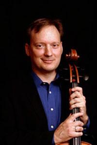 Cellist Ken Freudigman