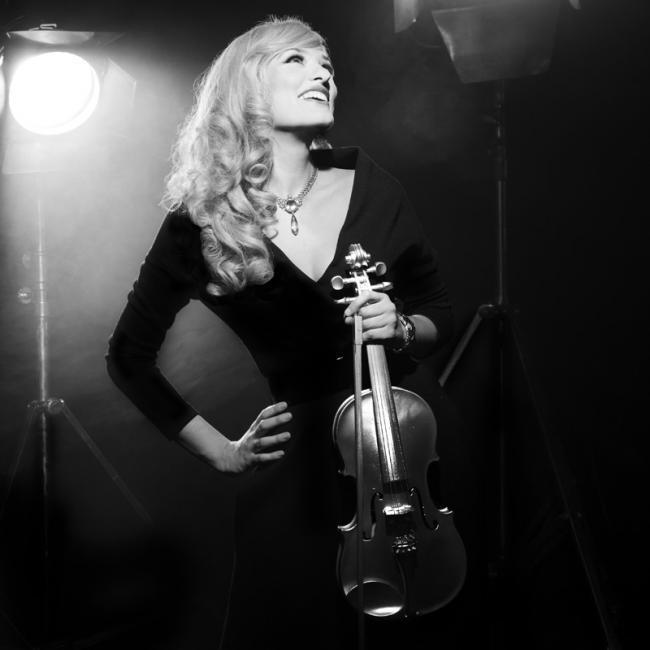 Silver Screen Violinist Nicola Benedetti