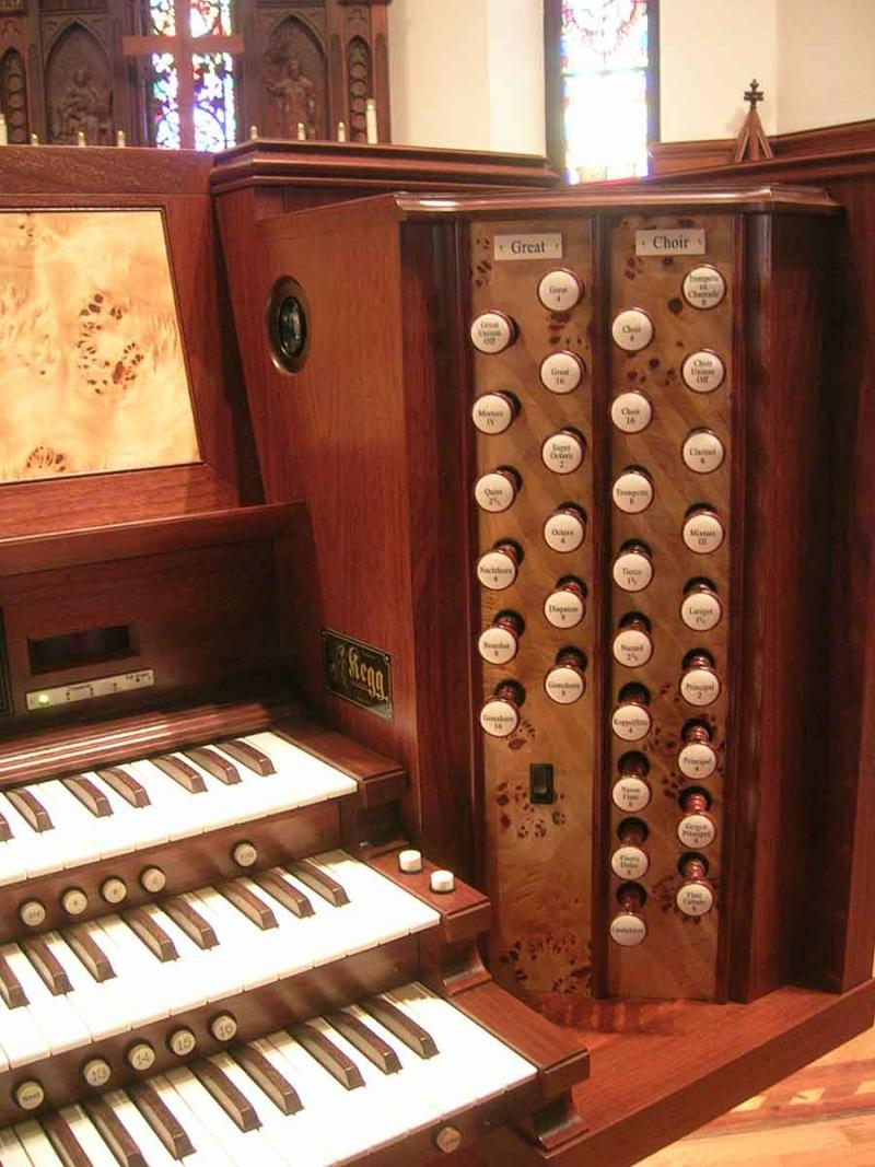 St. Mark's Organ