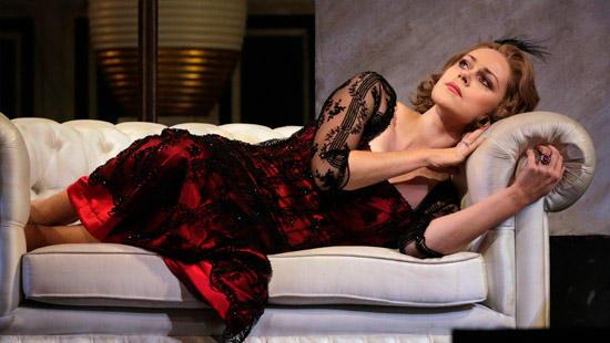 Kristine Opolais in 'La Rondine'