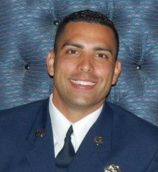 Tech. Sgt. Jaime Rodriguez