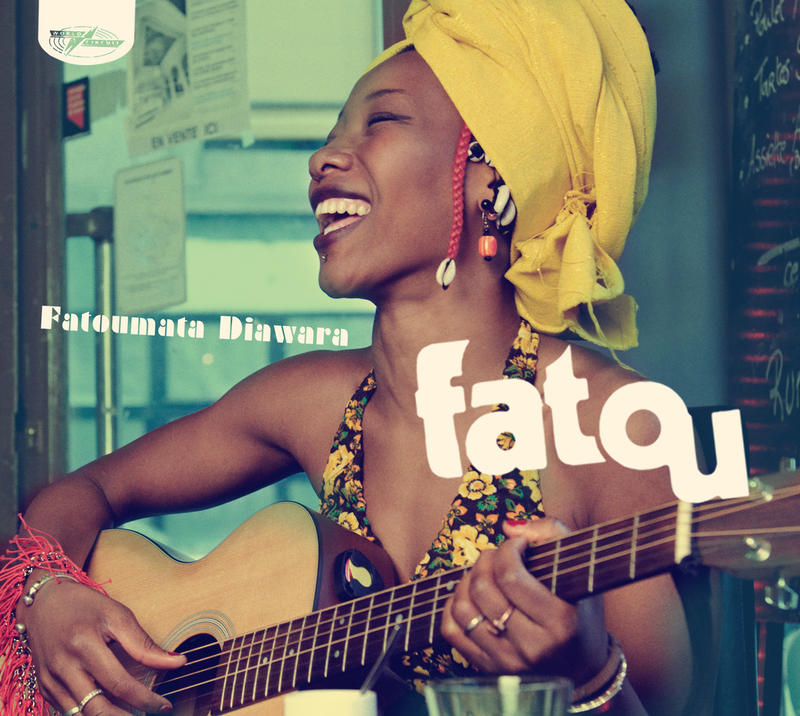 Fatoumata Diawara's first Album, 'Fatou' was released in 2011