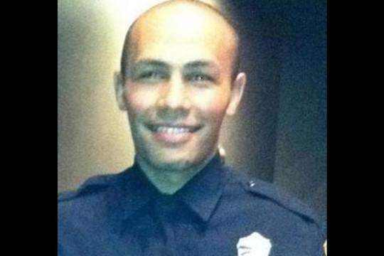 Officer Edrees Mukhtar died nearly three weeks after the accident that caused his injuries.