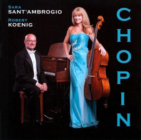 Now out on Sebastian Records, The Chopin Collection