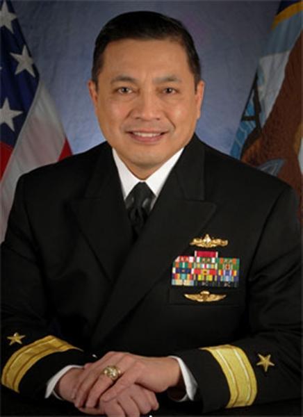 Rear Admiral Anatolio B. Cruz
