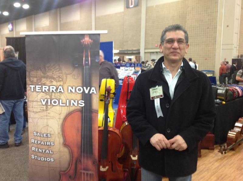 Abbas Selgi, Terra Nova Violins