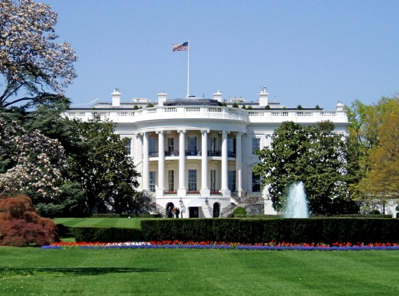South Facade of the White House