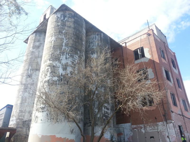 The old Birdsong Peanut Factory will feature 98 loft spaces, 30-50 percent of which will be for students.