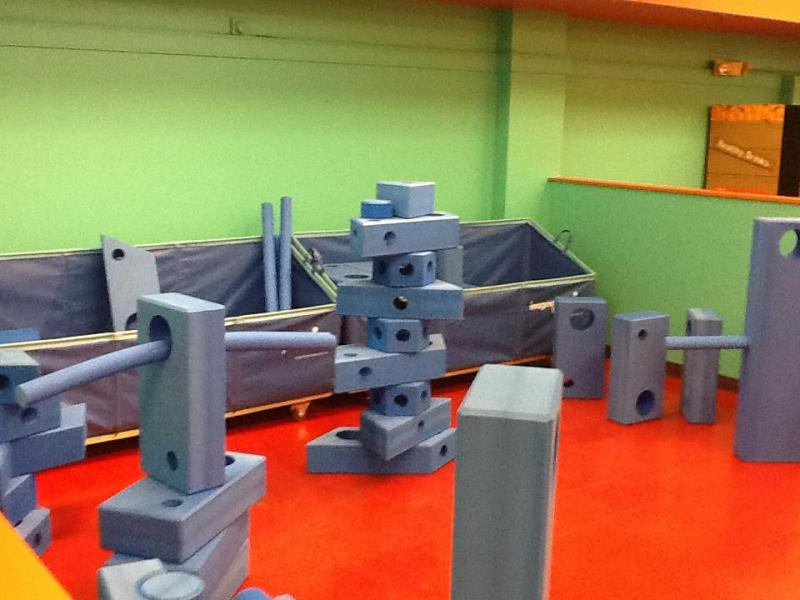 The San Antonio Children's Museum is adding three new exhibits ahead of its planned move in 2015. They include a creative media studio, an imagination playground, and an updated bubble play yard.