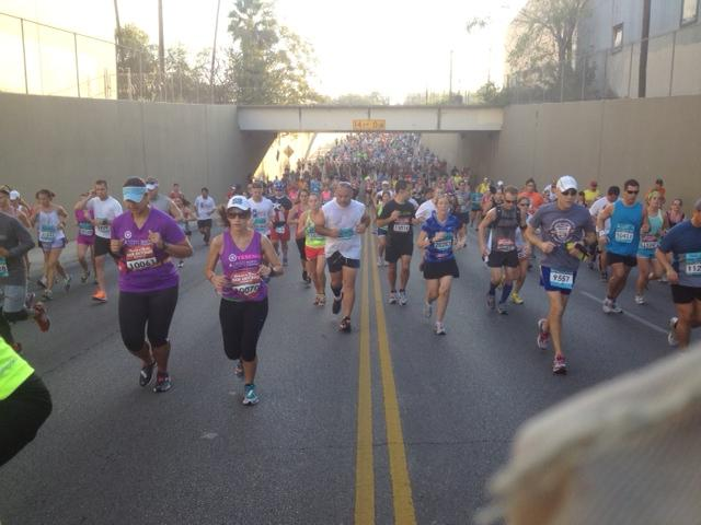 The Rock and Roll marathon shuts down major roadways when the over 21,000 runners take over San Antonio
